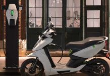 Ather Scooter