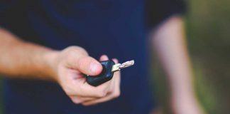 Car insurance, car key