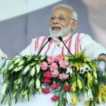 Prime Minister Narendra Modi speaking