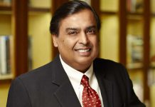 Mukesh ambani made1.5crore a minute since lock down