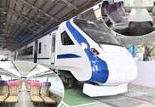 Train 18, Vande Bharat Express