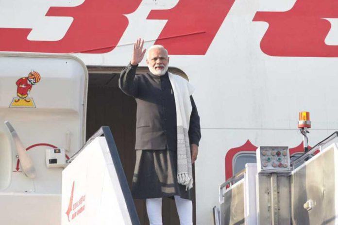 Modi-air india