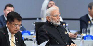 Narendra Modi at G20