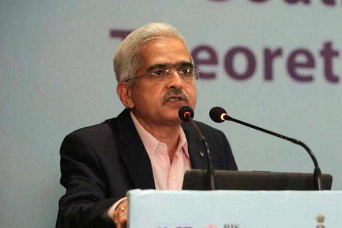 Shaktikanta Das RBI
