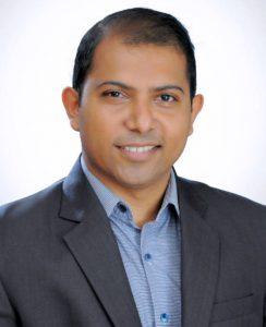 Abhilash K V, Managing Partner, Bindu Jwellers, Kasaragod