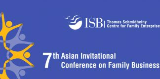 7th Asian Invitational Conference on Family Business