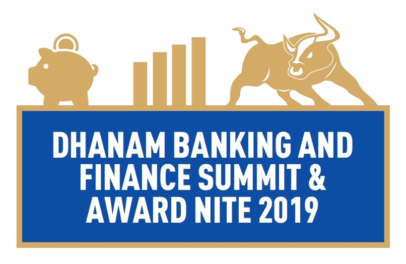 Dhanam banking and finance event logo