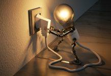 Electricity, bulb