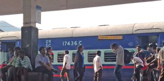 Indian Railways, train