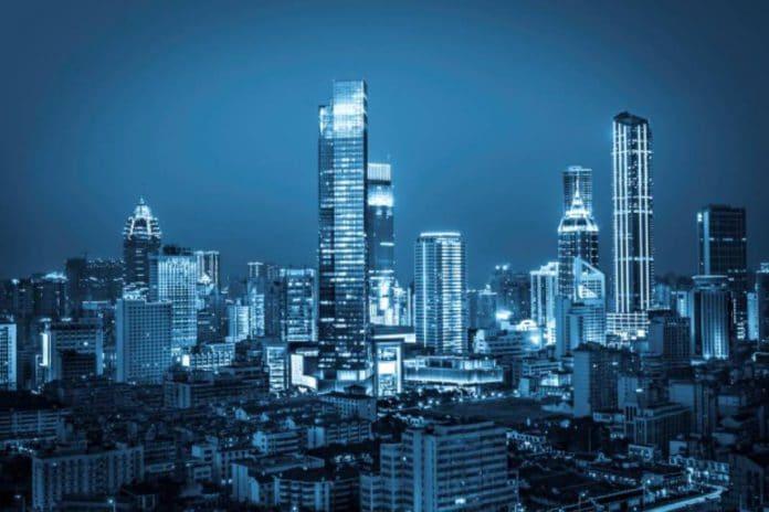 City, Building, Asia