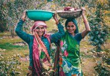 India women workers