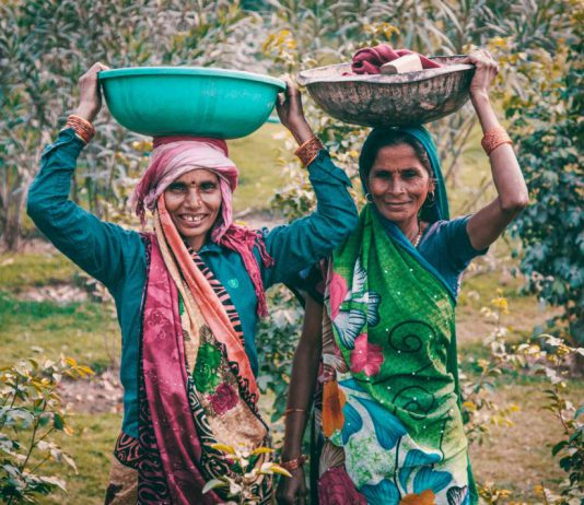 India women workers