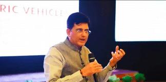 Minister Piyush Goyal