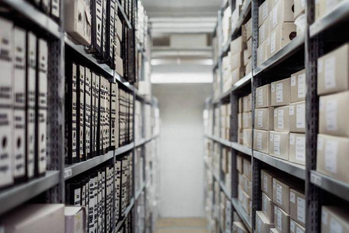 Stock, boxes, goods