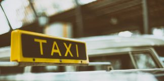Taxi, Online Taxi