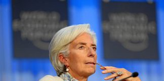 Christine Lagarde, IMF