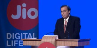 Jio has been named among the top five companies