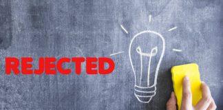 Rejected idea