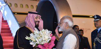 Saudi India