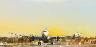 Airport, plane, flight