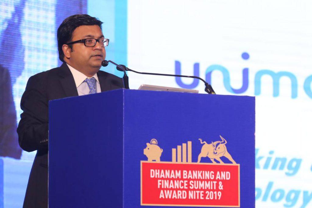 Amit Saxena CEO Unimoni India
