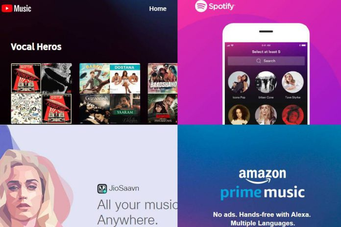India Music Streaming