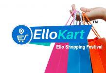 Ellokart shopping festival