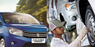 Maruti diesel cars