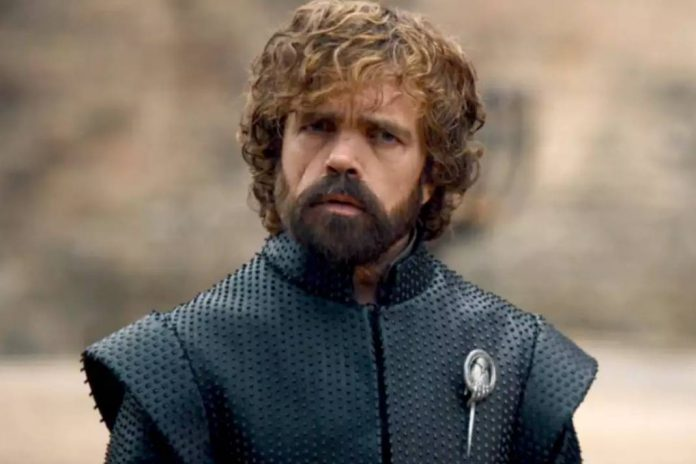 Peter Dinklage Tyrion Lannister Games of Thrones
