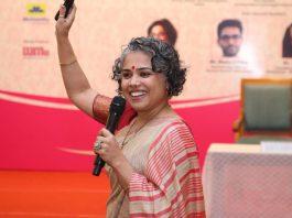Babitha Jaishankar, KMA event