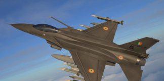 F-21 Jet Lockheed Martin