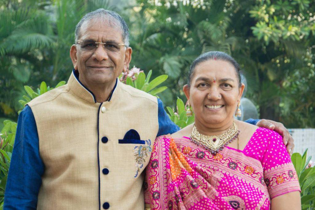 Govind Dholakia wife