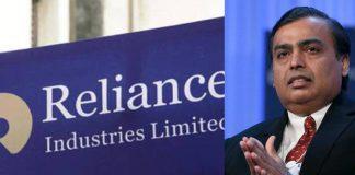 Reliance Industries Mukesh Ambani