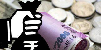 Black money unaccounted wealth