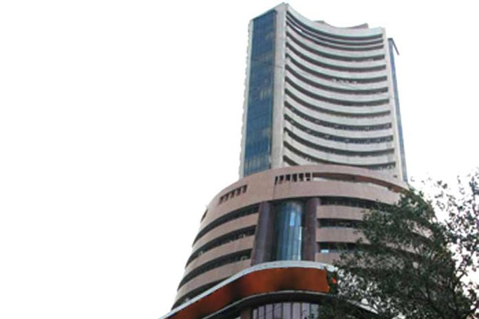 Bombay stock exchange building