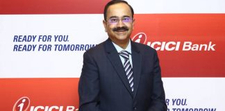 ICICI bank Executive Director Anoop Bagchi