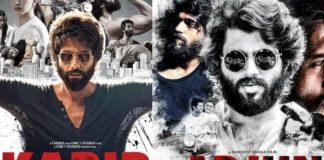 Kabir singh Hindi remake of Arjun Reddy