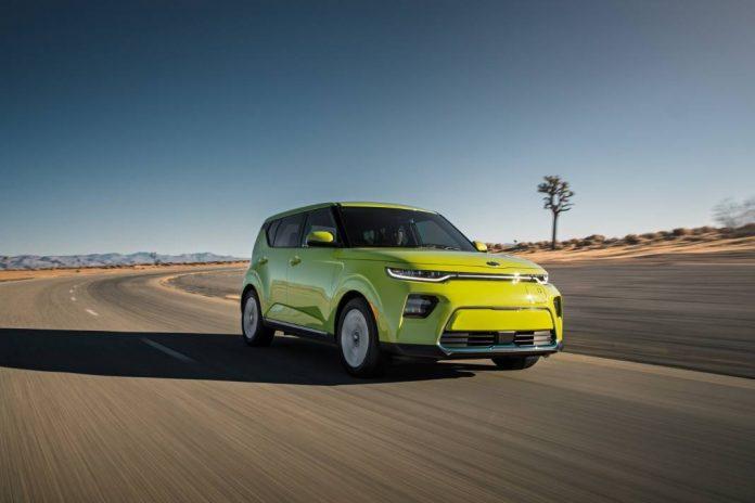 Kia Motors Soul EV
