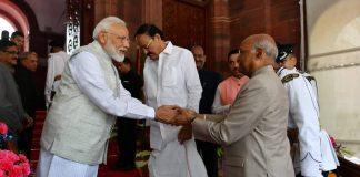 Modi Ramnath Kovind