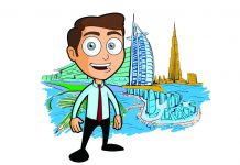 Gulf cartoon