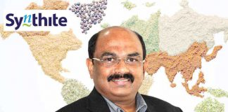 Viju Jacob, Managing Director, Synthite Industries