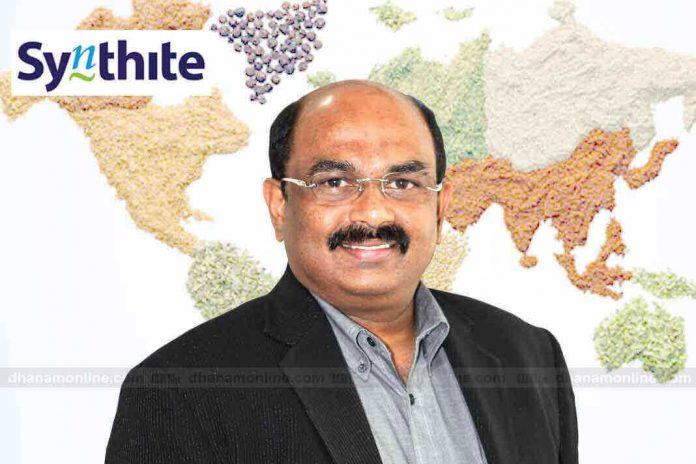 Viju Jacob, Managing Director, Synthite Industries