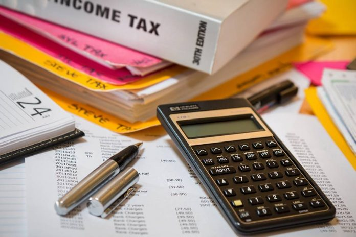 new income tax forms made available