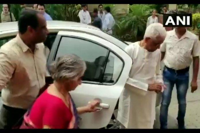 Nirmala Sitharaman parents