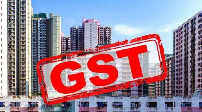 GST on Apartment Maintenance charges