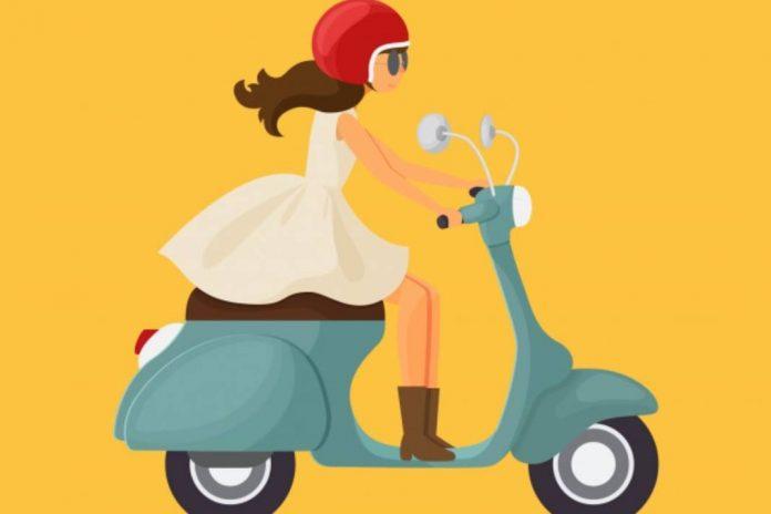 Two-wheeler helmet