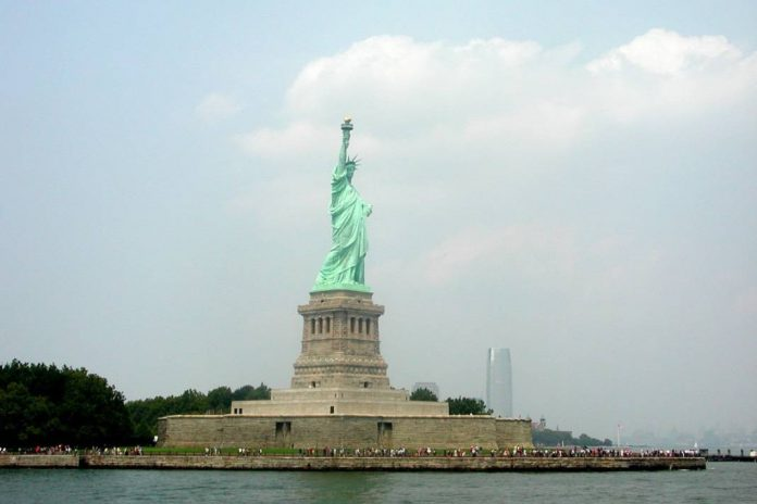 US Statue of Liberty