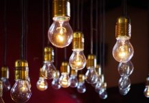 electricity bulbs