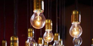electricity bulbs