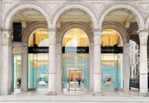 Tiffany & Co store